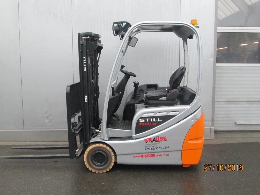 Still-RX 20-14-Elektro 3 Rad-Stapler-www.krause-salem.de