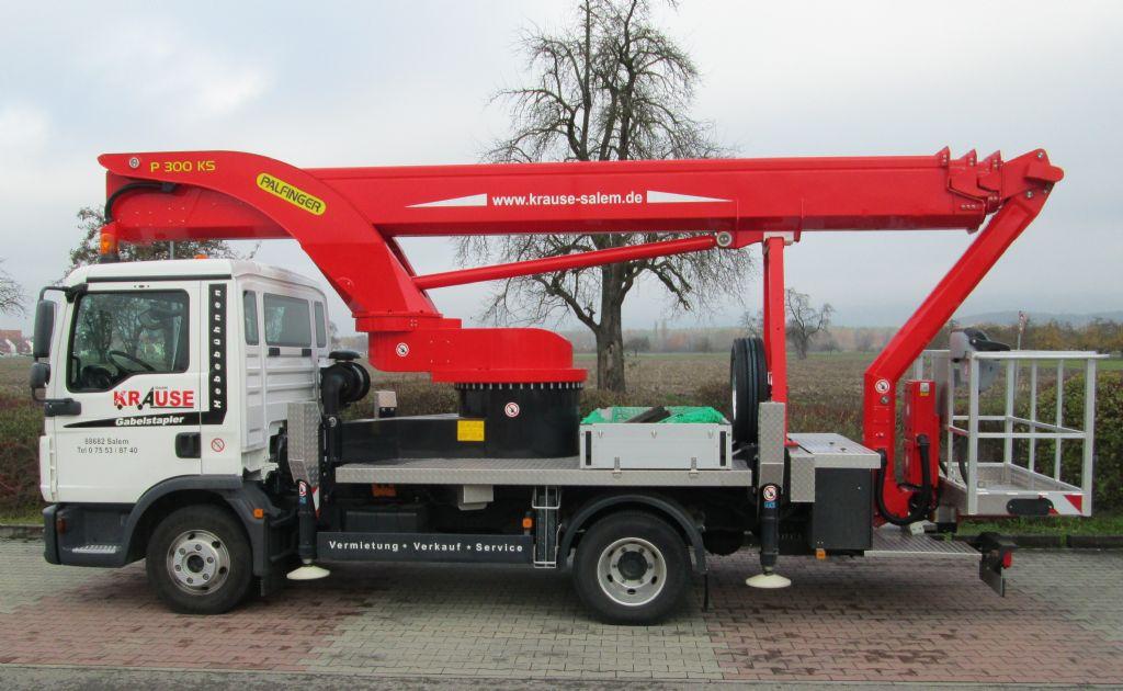 Palfinger-P 300 KS-LKW Arbeitsbühne-www.krause-salem.de