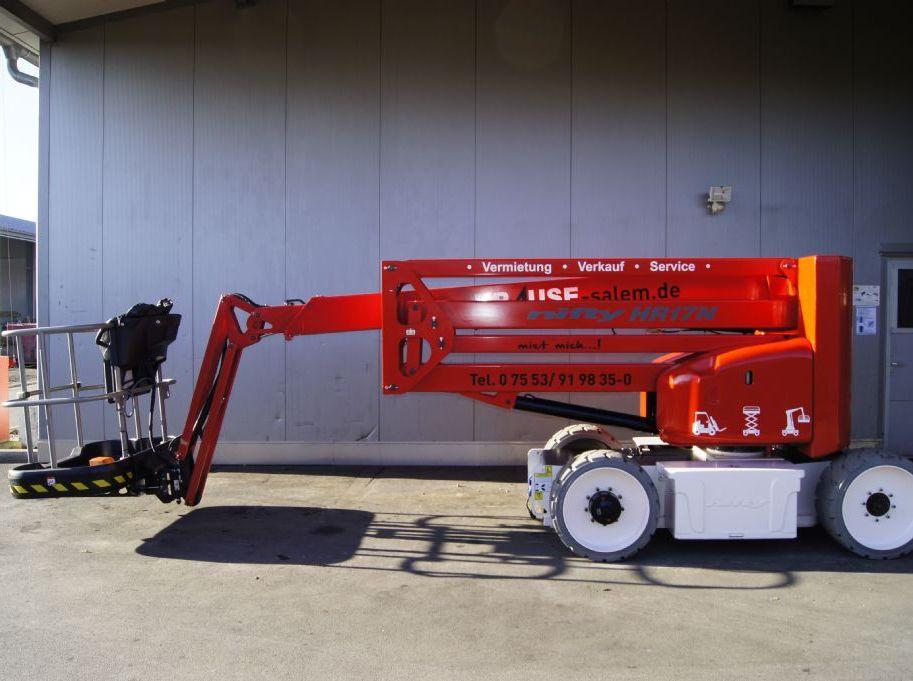 Niftylift-HR 17 N-Gelenkteleskopbühne-www.krause-salem.de