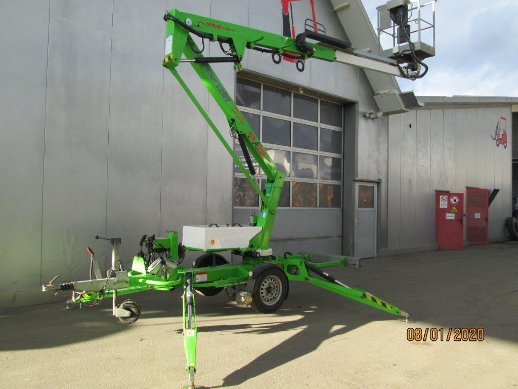Niftylift-120 T-Anhänger Arbeitsbühne-www.krause-salem.de