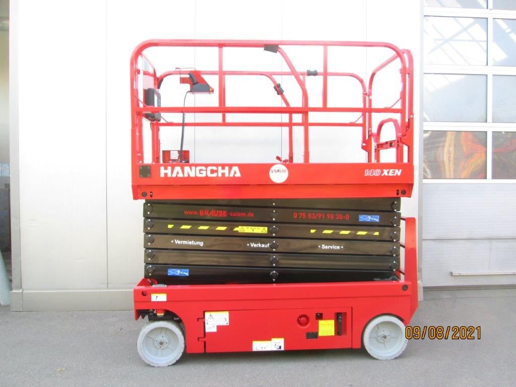 Hangcha-140 XEN-Scherenarbeitsbühne-www.krause-salem.de