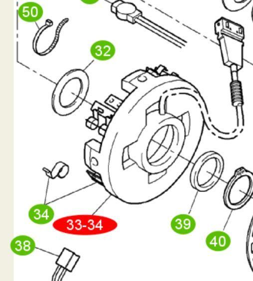 Still-Sensorlager Fahrmotor R70 Typ 7074-7076,7077-7079,7094-7096-Elektrische Steuerungen und Komponenten-www.kriegel-gmbh.de