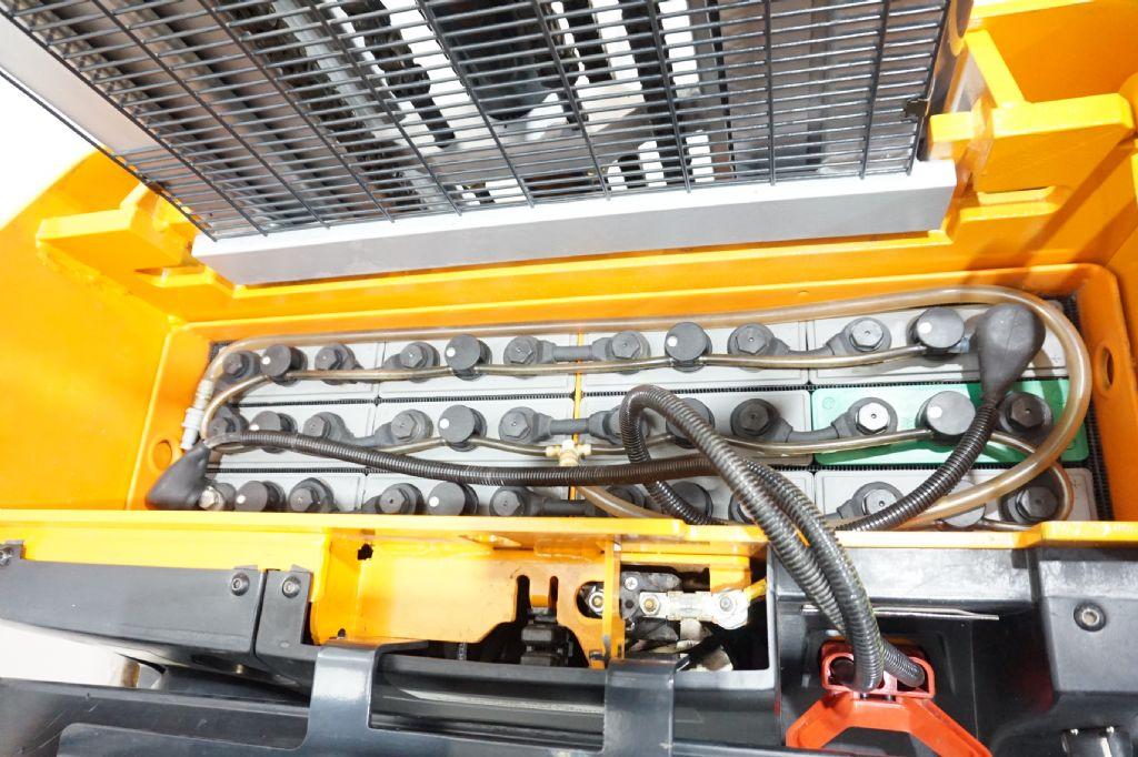 Still-EGV14 Triplex ,Gabel 2600mm Sonderbau-Hochhubwagen-www.kriegel-gmbh.de