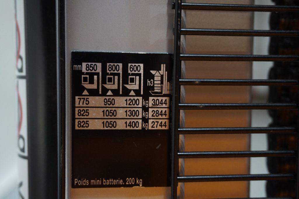 Still-EGV14 Tele Sonderbau ähnlich EGG/EXG -Hochhubwagen-www.kriegel-gmbh.de