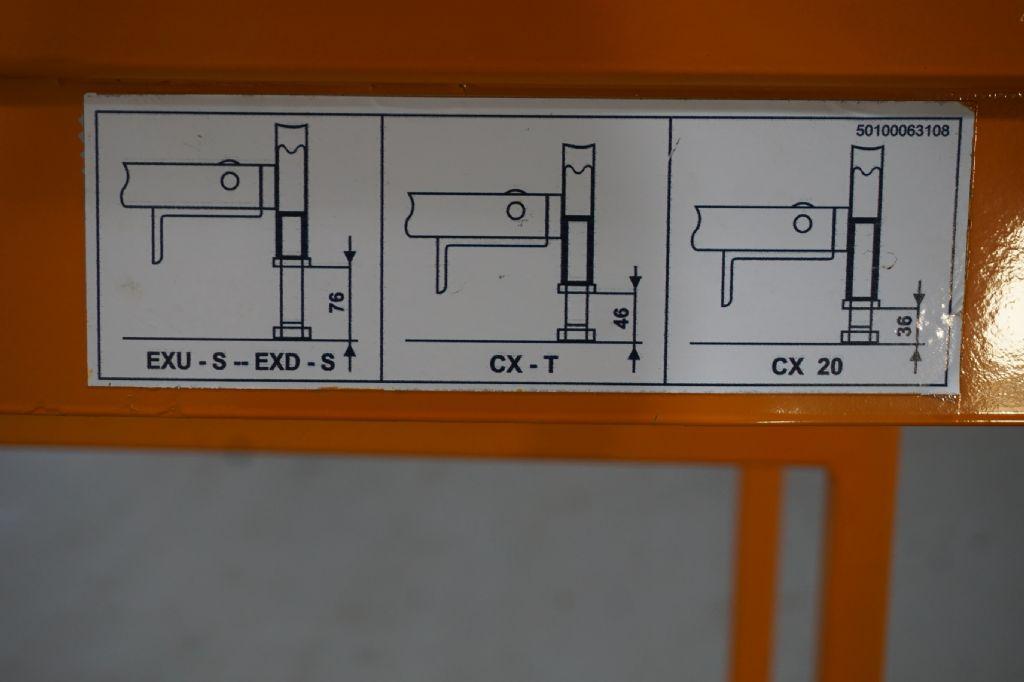 Still-Wechselgestell für Akku Still CX-T CX20 EXU-S EXD-S-Zubehör-www.kriegel-gmbh.de