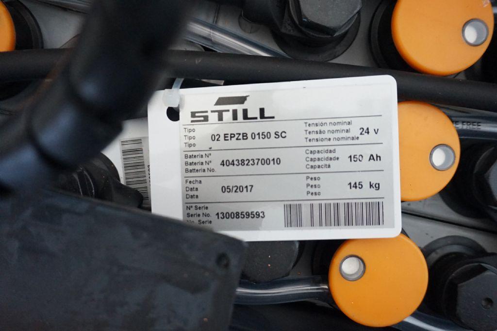 Still-ECU16 mit einer Stunde -Niederhubwagen-www.kriegel-gmbh.de