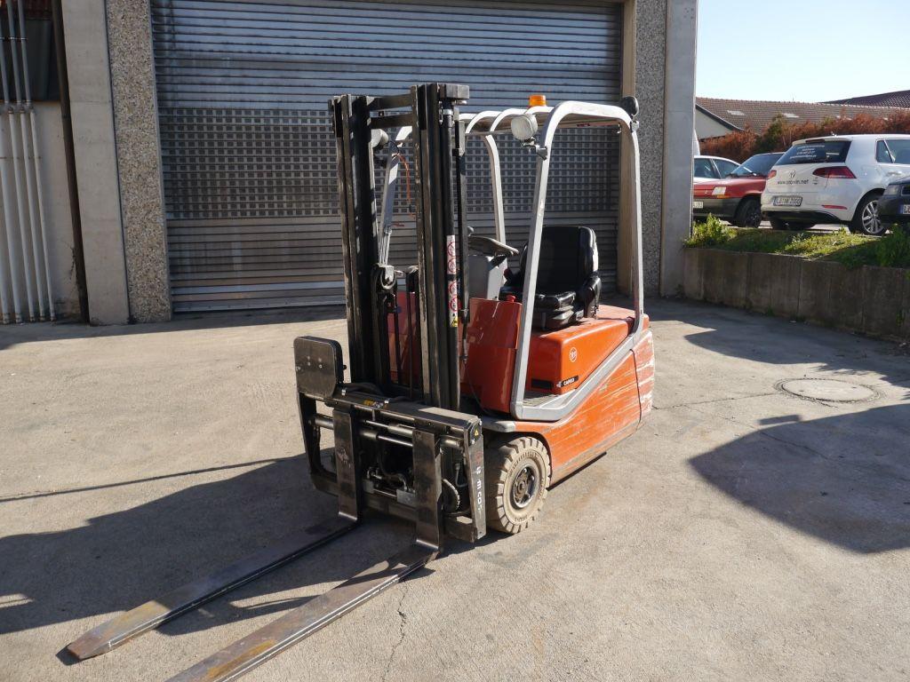 BT-C3E160-Elektro 3 Rad-Stapler-http://www.k-trucks.de