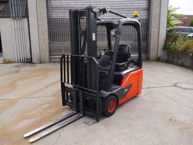 Linde-E 16 C EVO-Elektro 3 Rad-Stapler-http://www.k-trucks.de