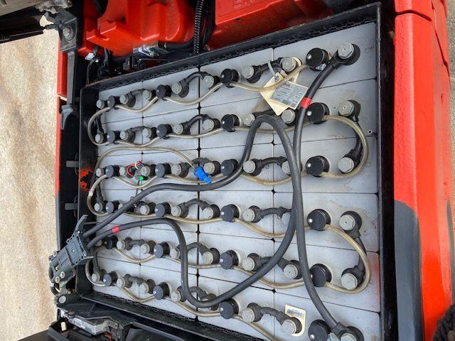 Linde E 16 P EVO Elektro 4 Rad-Stapler www.watzinger-gabelstapler.de