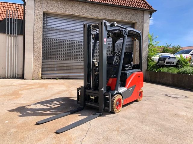 Linde-E 16 PH EVO-Electric 4-wheel forklift-http://www.k-trucks.de