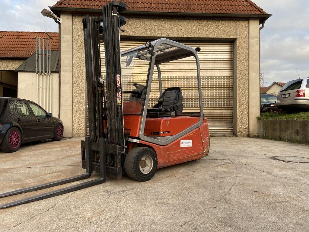 BT-C3E 180 L-Elektro 3 Rad-Stapler-http://www.k-trucks.de
