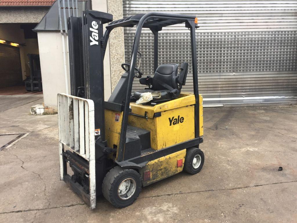 Yale-ERP20 AAF-Elektro 4 Rad-Stapler-http://www.k-trucks.de
