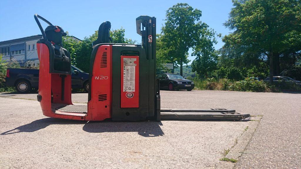 Linde-N 20 Li-Niederhubkommissionierer-http://www.k-trucks.de