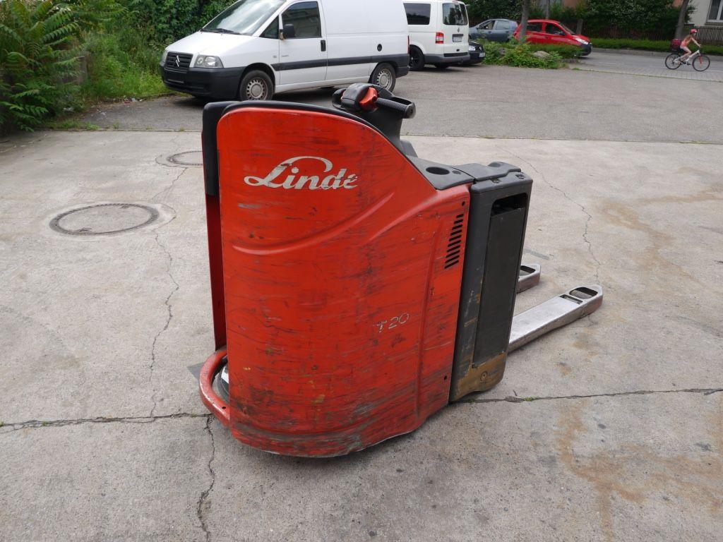 Linde-T 20 SP-Niederhubwagen-http://www.k-trucks.de