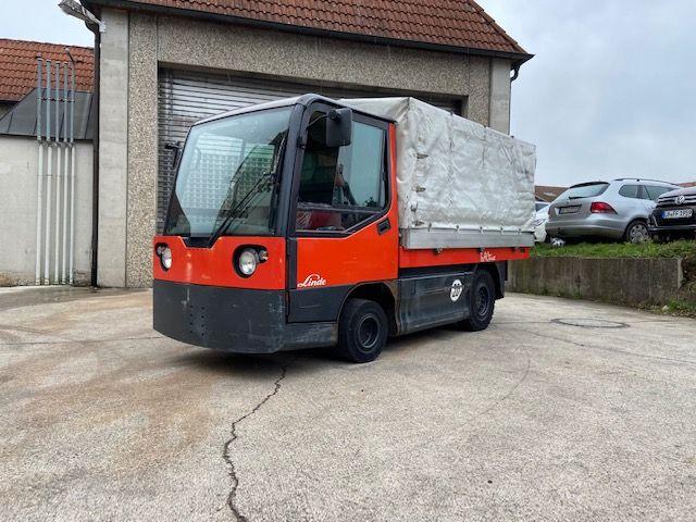 Linde-W 20-01-Elektro Plattformwagen-http://www.k-trucks.de