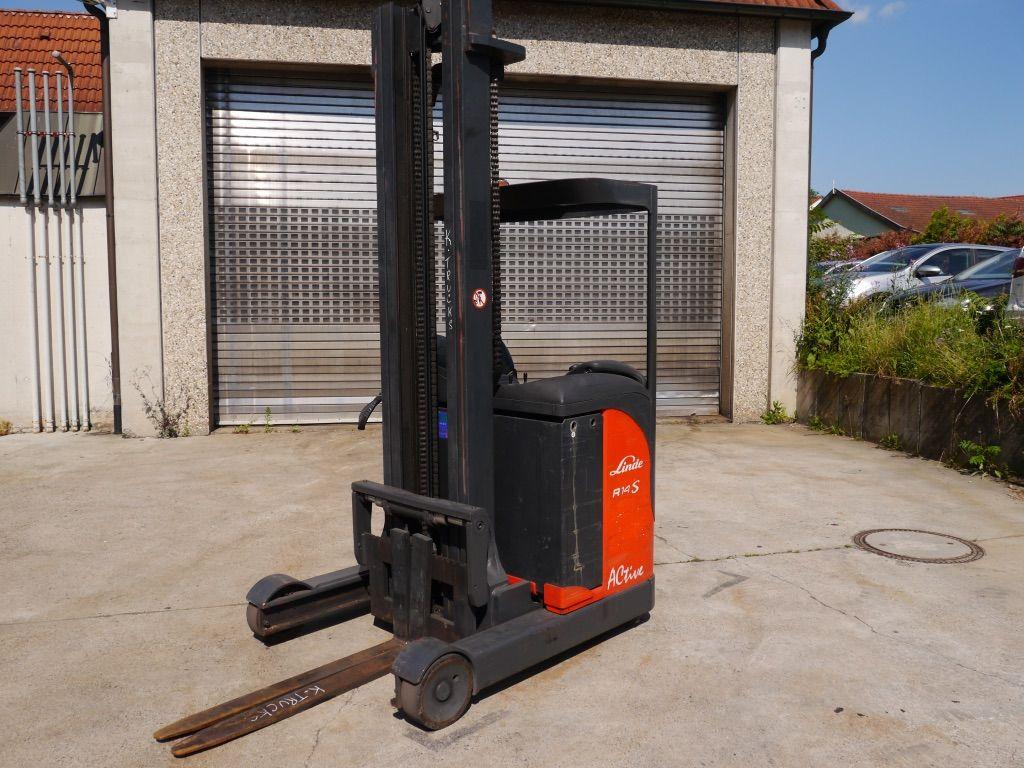 Linde-R14S-Schubmaststapler-http://www.k-trucks.de