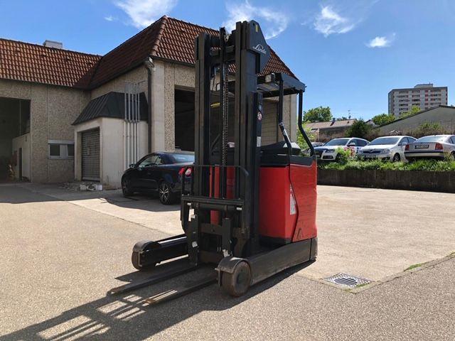 Linde-R 16-Schubmaststapler-http://www.k-trucks.de