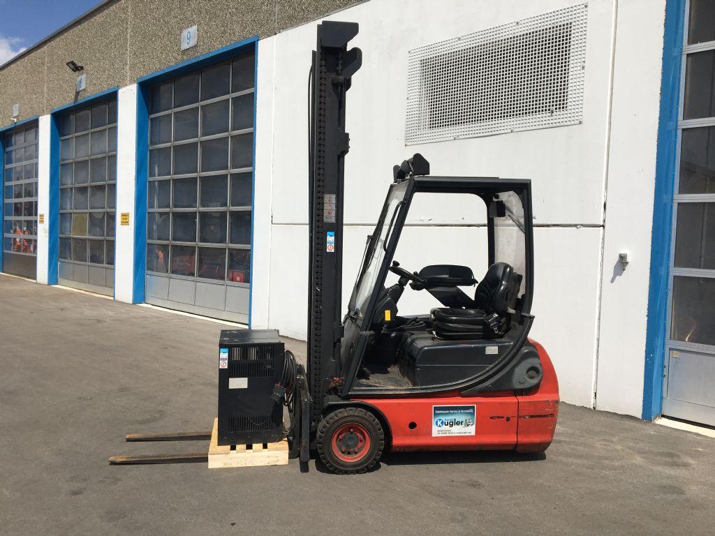 Linde-E16C-02-Elektro 3 Rad-Stapler-www.kugler.net