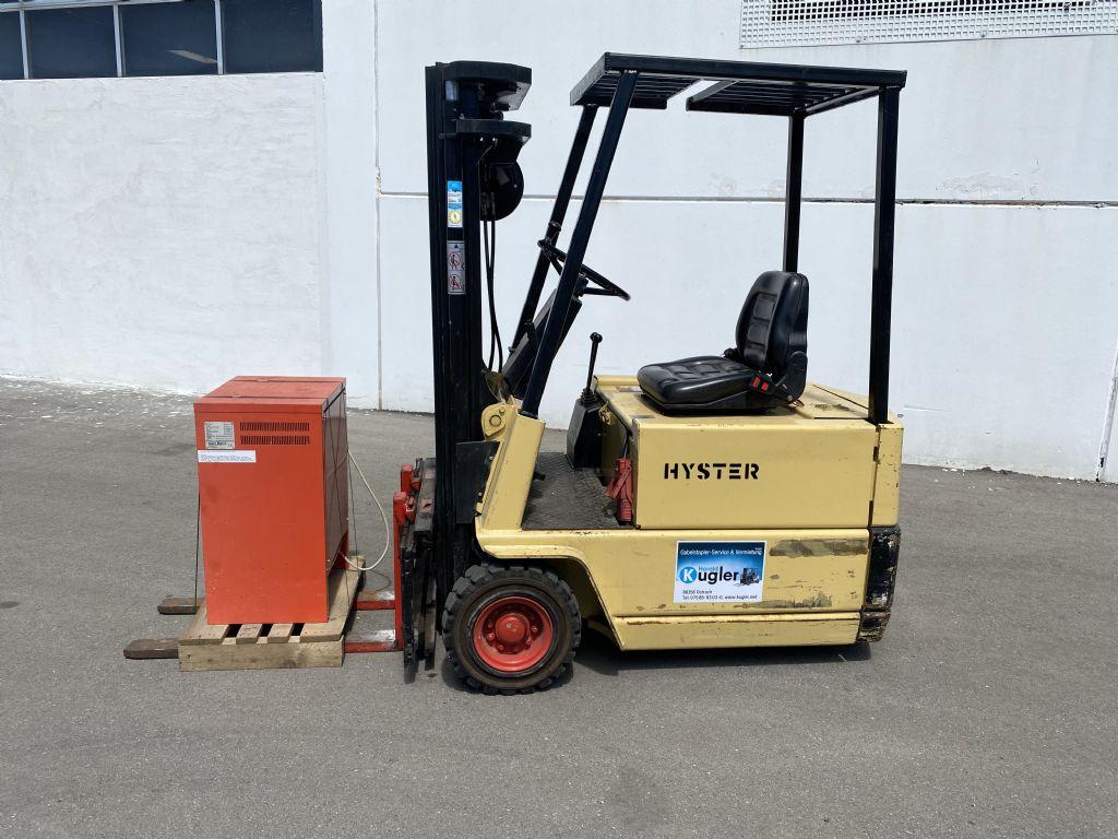 Hyster-A1.50XL-Elektro 3 Rad-Stapler-www.kugler.net