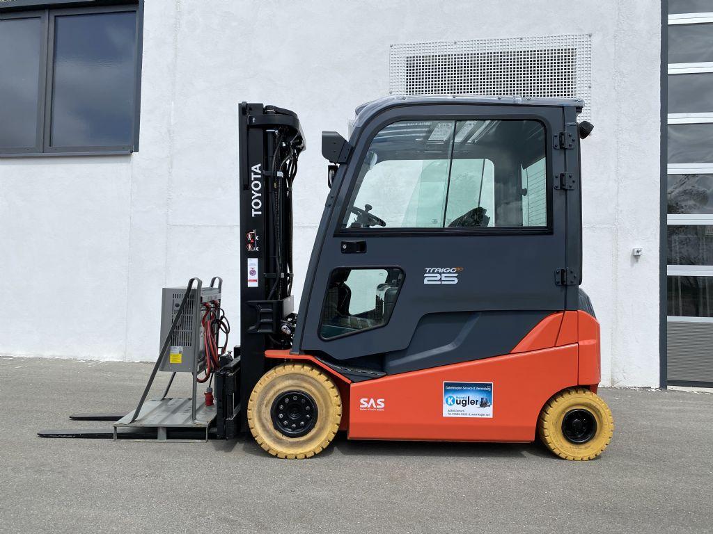 Toyota-8FBEMT25-Elektro 4 Rad-Stapler-www.kugler.net