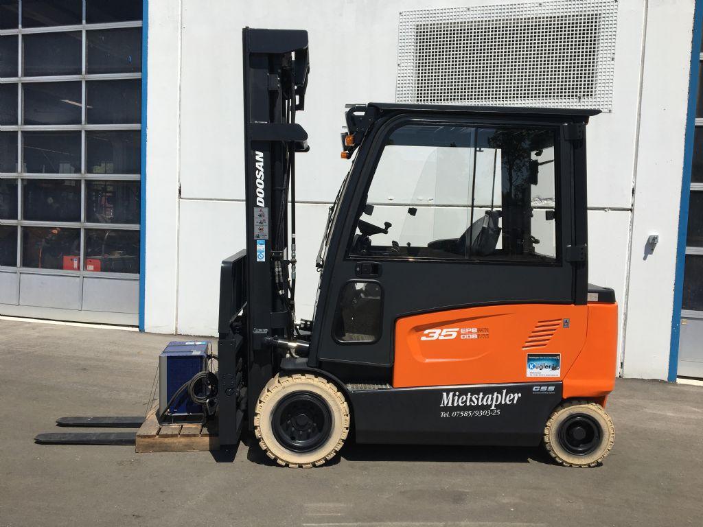 Doosan-B35X-7-Elektro 4 Rad-Stapler-www.kugler.net