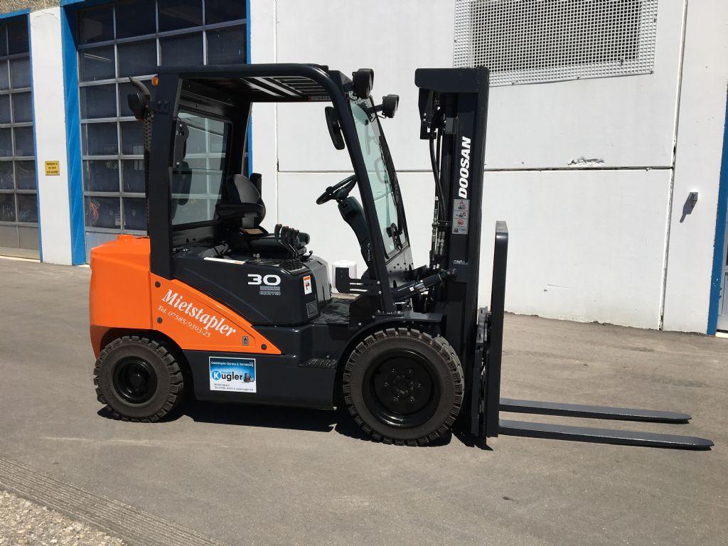 Doosan-D30S-7 New OPC-Dieselstapler-www.kugler.net