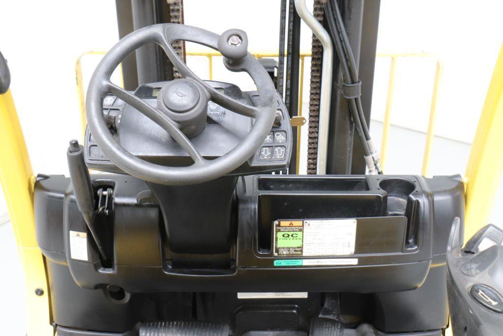 Hyster H 2.5 FT Dieselstapler www.staplerlanger.at