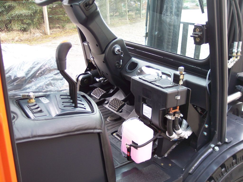 Doosan G45SC-5 Treibgasstapler www.lgr-lagertechnik.de