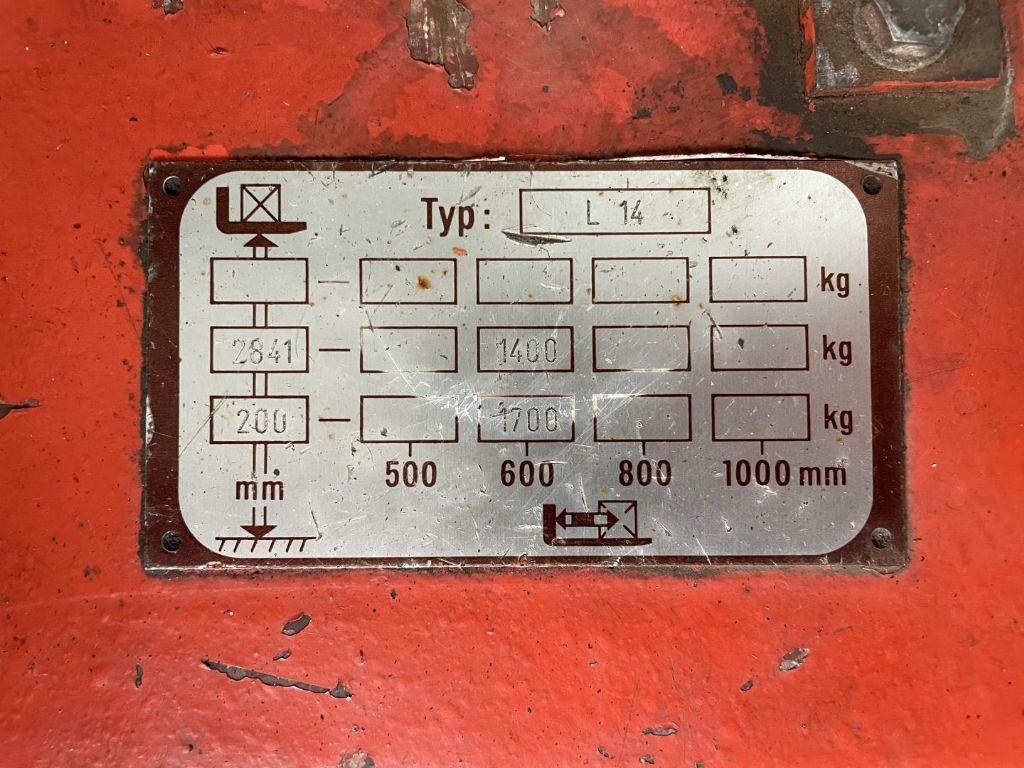 Linde-L14-Hochhubwagen www.lifthandling.com