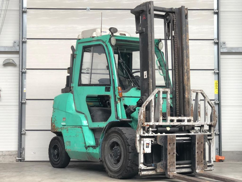 Mitsubishi-FD50NT-Dieselstapler www.lifthandling.com