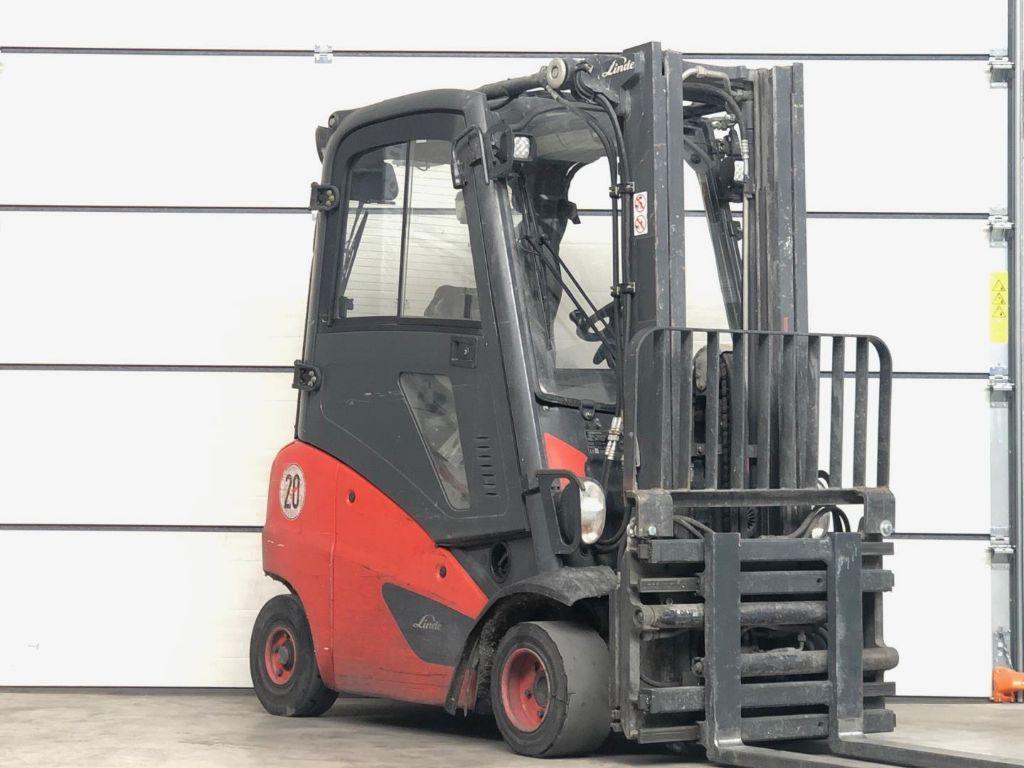 Linde H20D-01 Dieselstapler www.contilift.de