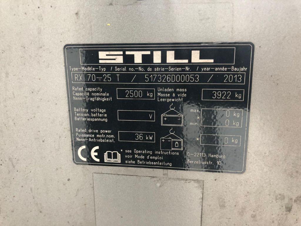 Still-RX70-25T-Treibgasstapler www.lifthandling.com