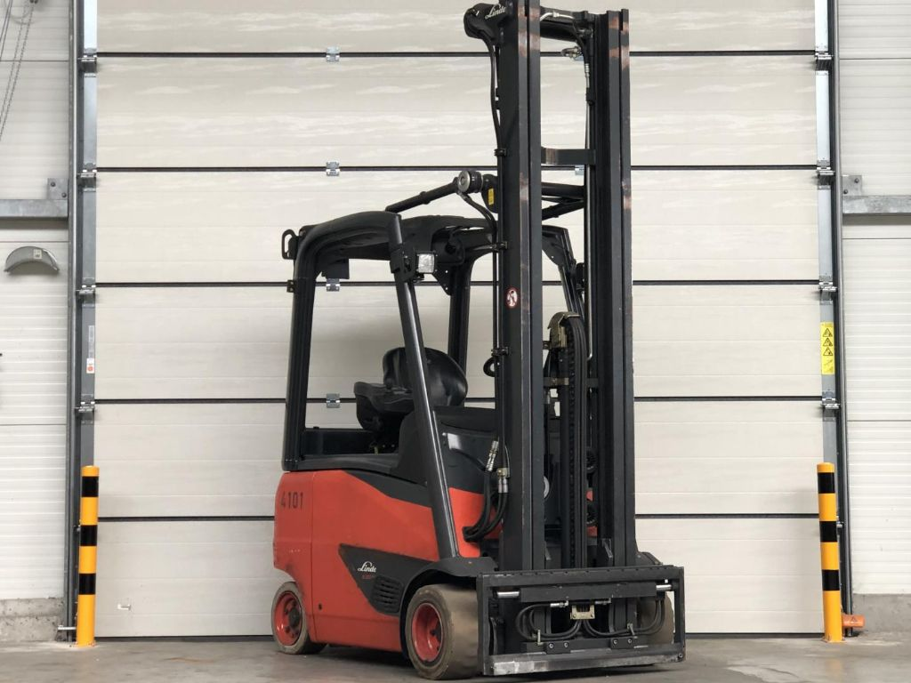 Linde-E20PH-02-Elektro 4 Rad-Stapler www.lifthandling.com