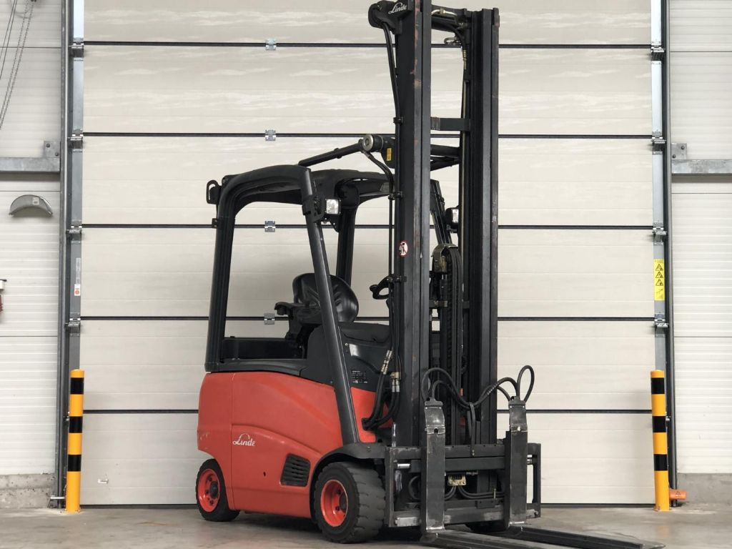 Linde-E20PH-01-Elektro 4 Rad-Stapler www.lifthandling.com