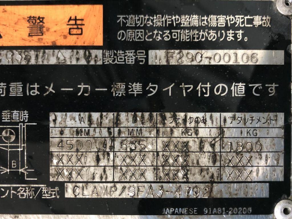 Mitsubishi-FG35T-Treibgasstapler www.lifthandling.com