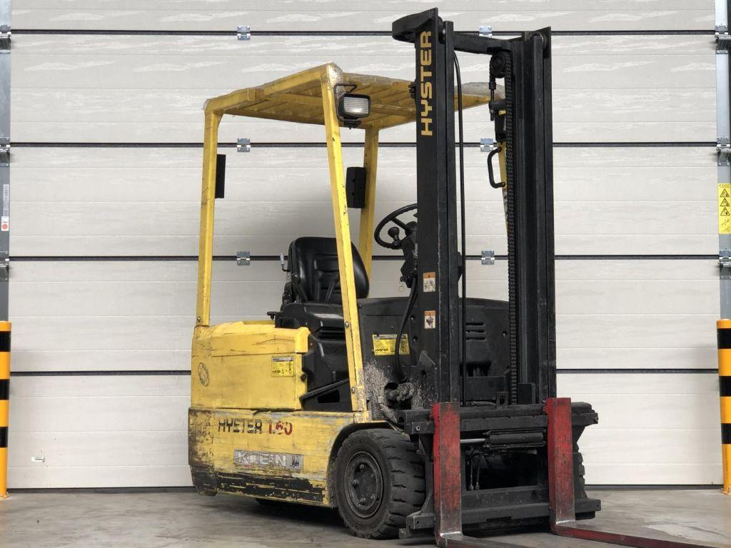 Hyster-J1.60XMT-Elektro 4 Rad-Stapler www.lifthandling.com