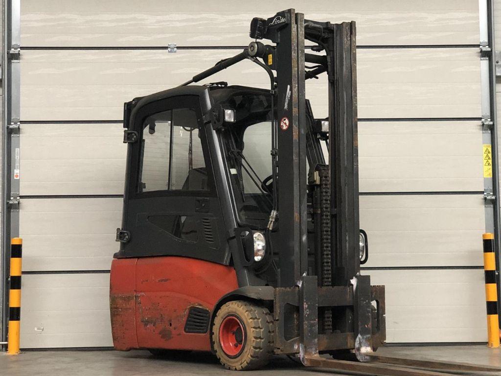 Linde-E18L-01-Elektro 3 Rad-Stapler www.lifthandling.com