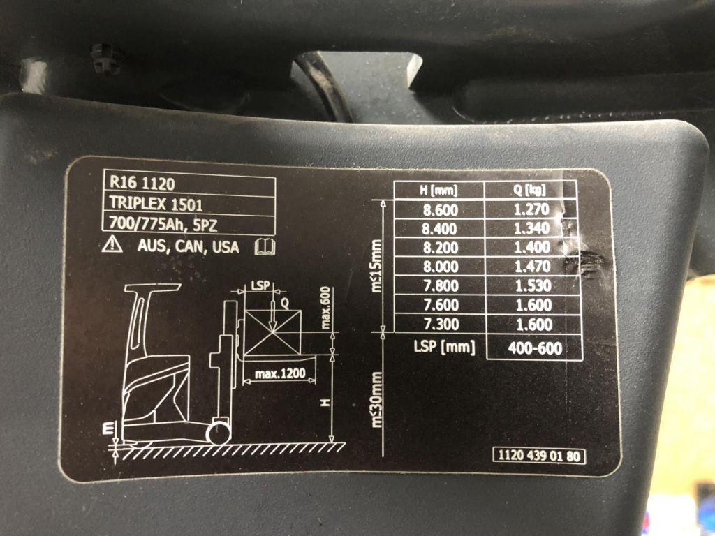 Linde-R16S-Schubmaststapler www.lifthandling.com