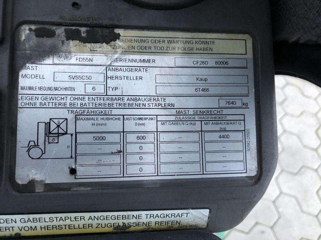 Mitsubishi-FD55N-T-Dieselstapler www.lifthandling.com
