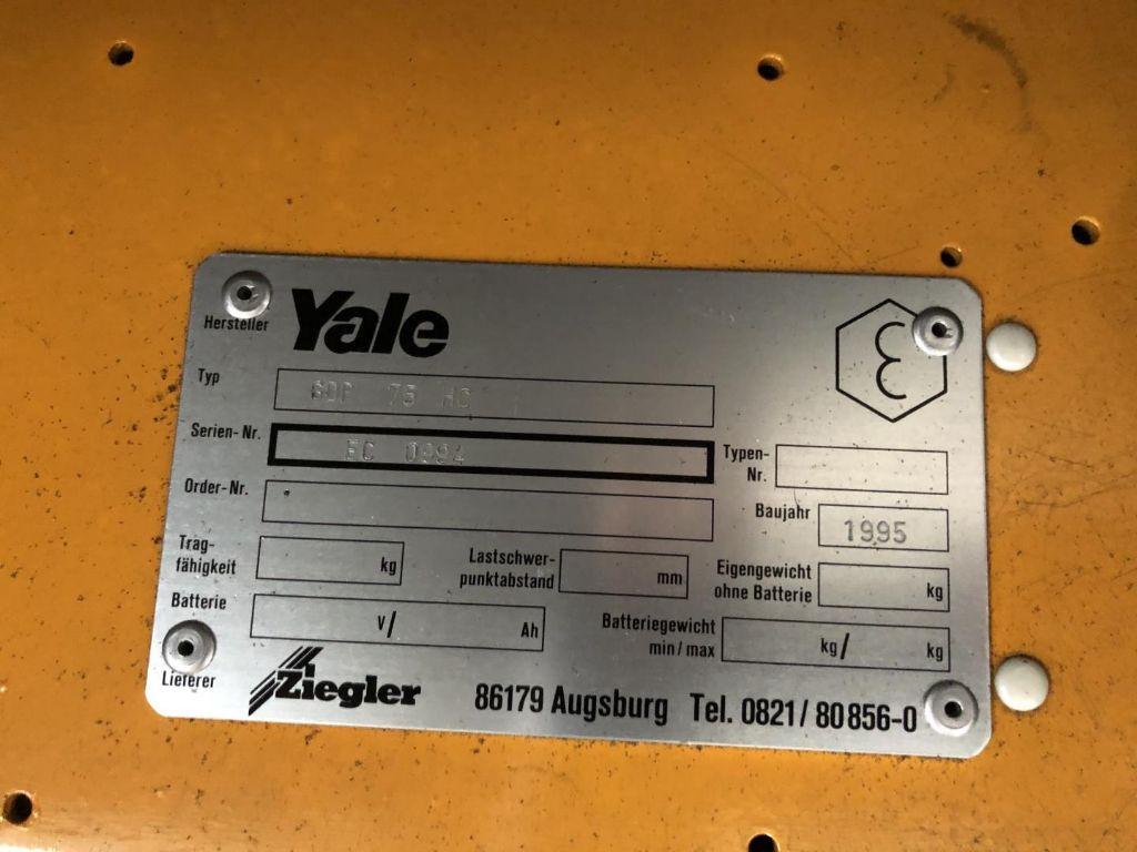 Yale-GDP75-Dieselstapler www.lifthandling.com