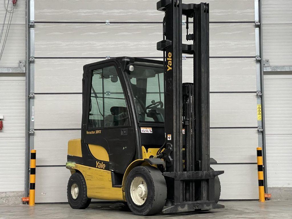 Yale GDP30VX Dieselstapler www.contilift.de