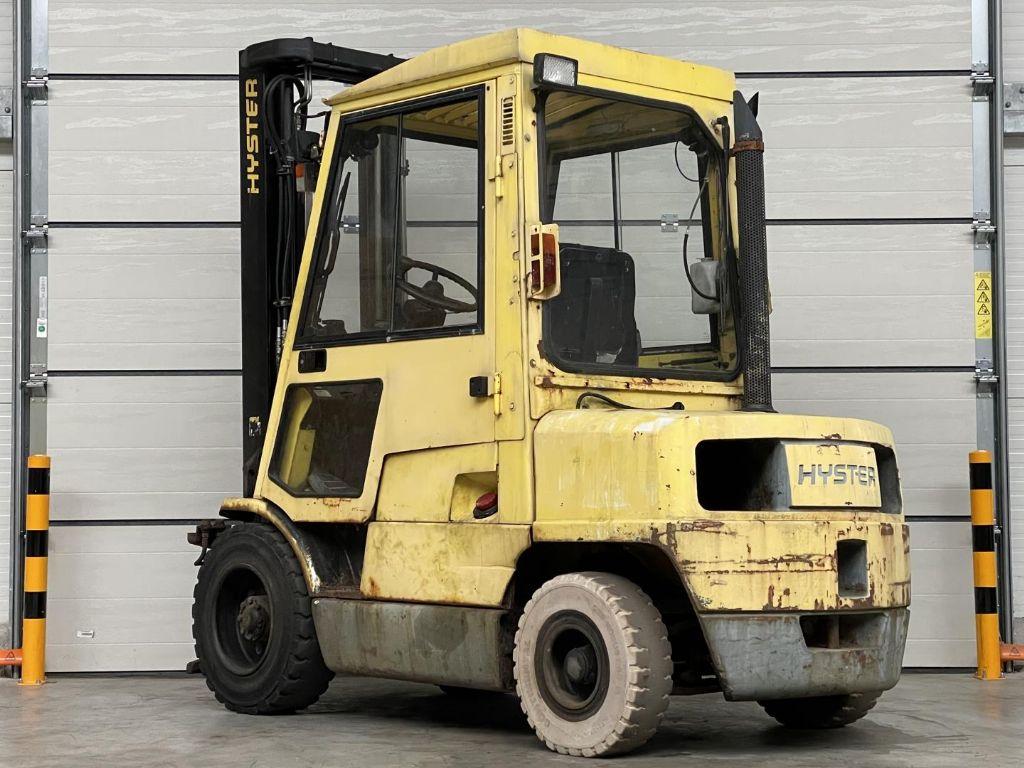 Hyster-H3.00XMX-Dieselstapler www.lifthandling.com
