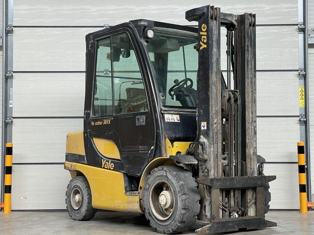 Yale GDP30VX E2195 Dieselstapler www.contilift.de