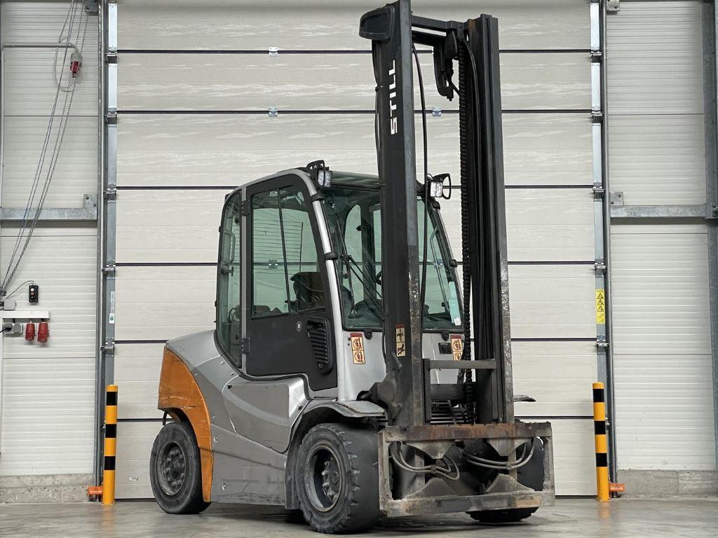 Still-RX70-45-Dieselstapler www.lifthandling.com