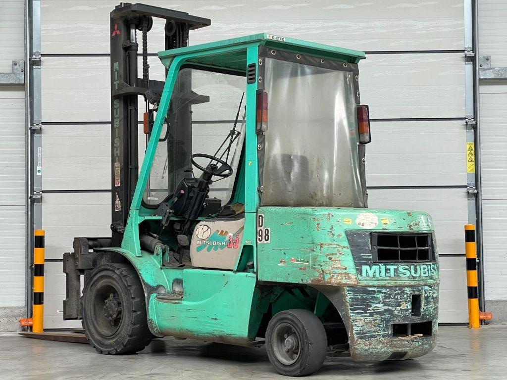 Mitsubishi-FD35A-Dieselstapler www.lifthandling.com