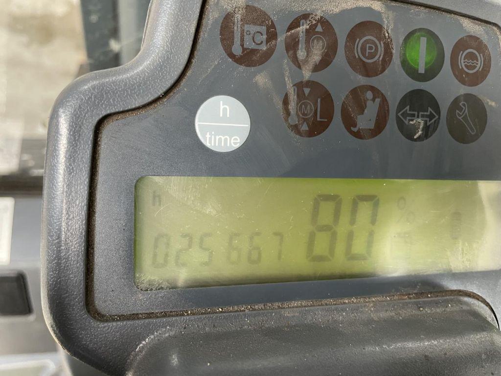 Jungheinrich-EFG550 / Batterie 2019-Elektro 4 Rad-Stapler www.lifthandling.com