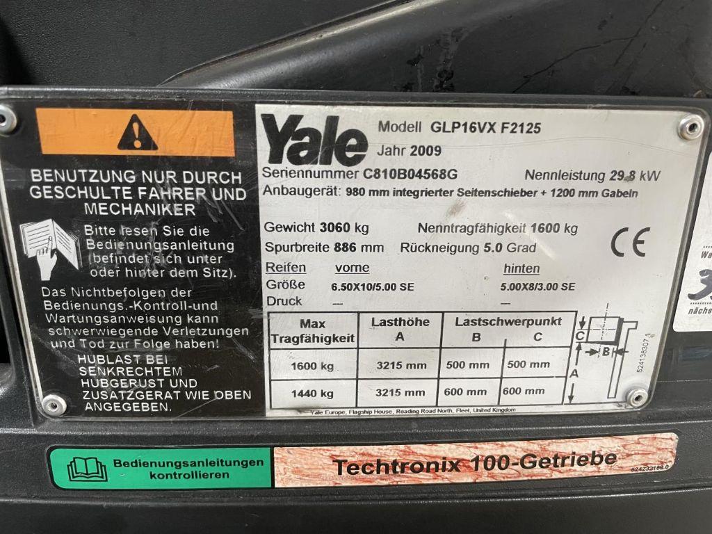 Yale-GLP16VX-Treibgasstapler www.lifthandling.com