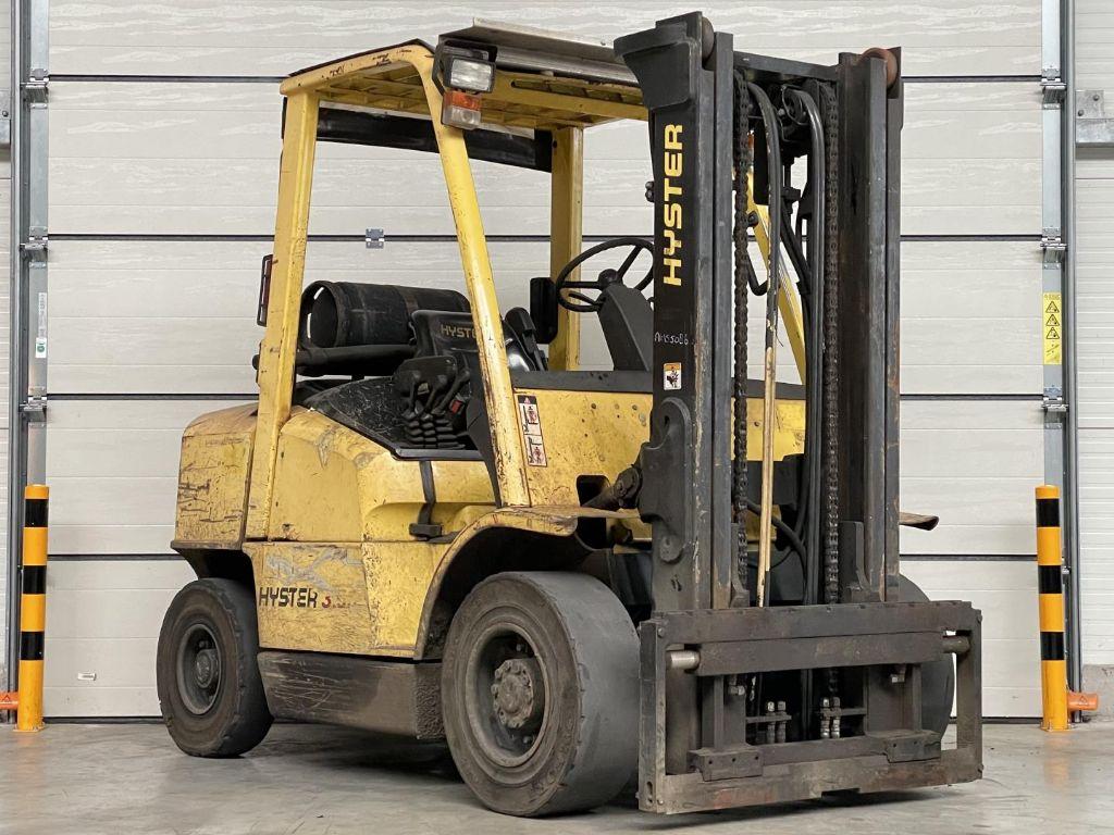 Hyster-H3.50XM-Treibgasstapler www.lifthandling.com