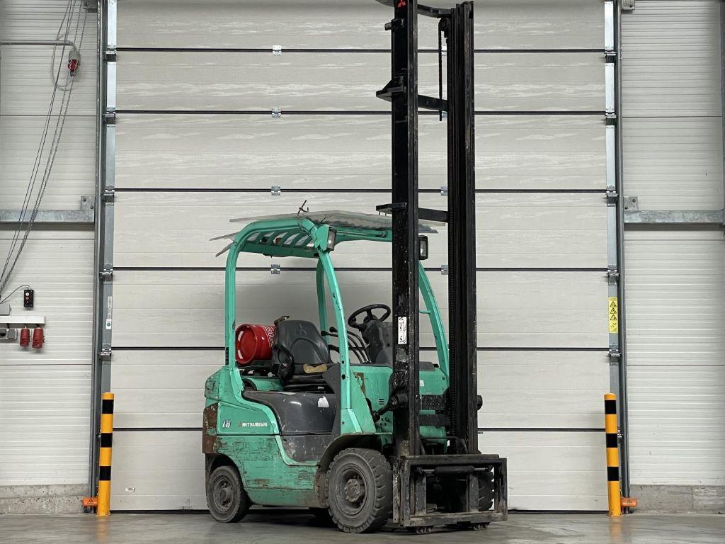 Mitsubishi-FG18N-Treibgasstapler www.lifthandling.com