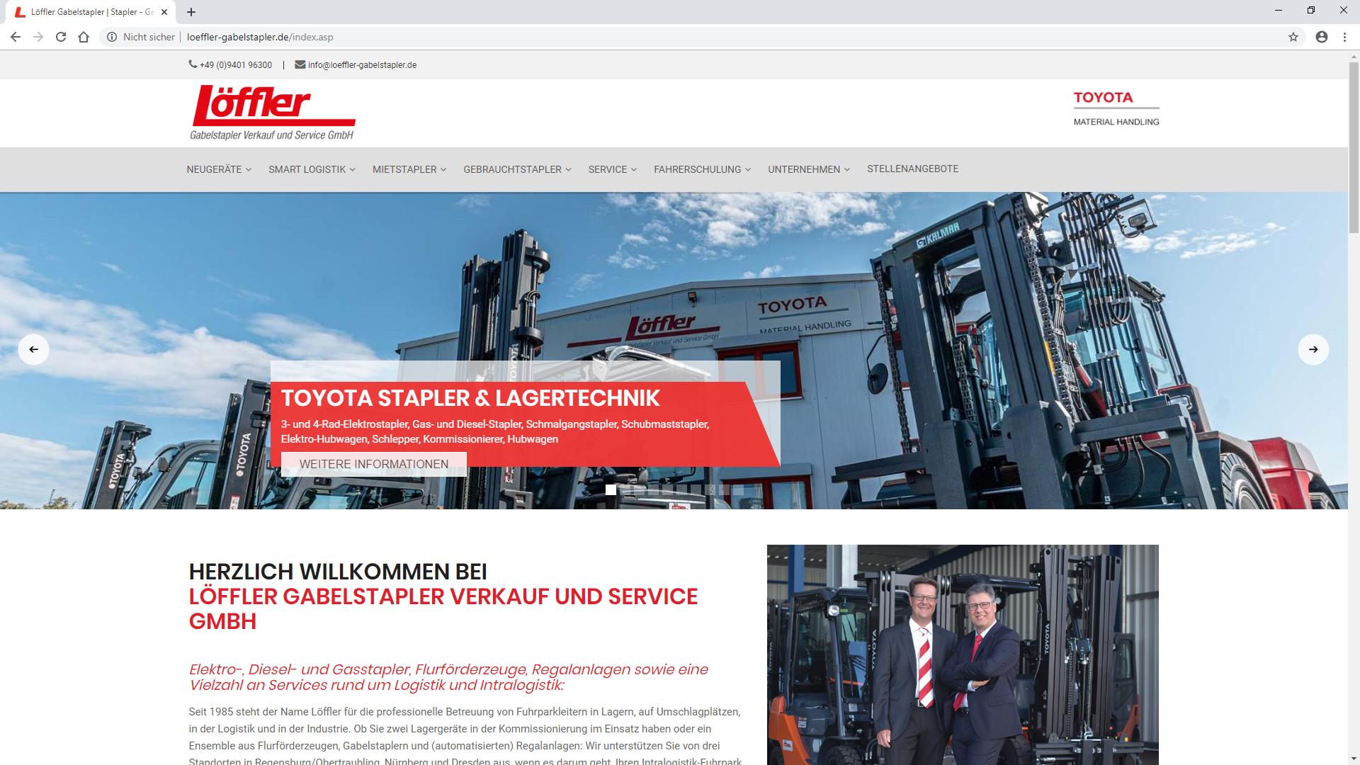Löffler Gabelstapler GmbH